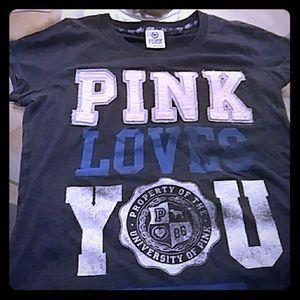 Victorias Secret Pink shirt